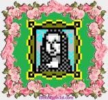 Flores cor rosa